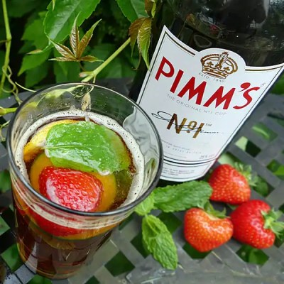 How to make the perfect Pimms Summer Cocktail