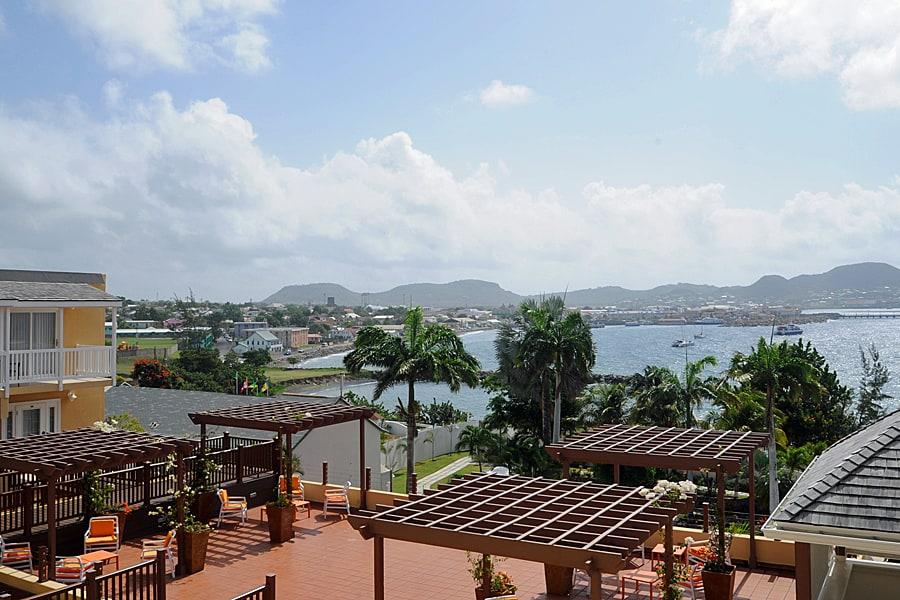 Ocean Terrace Inn, St Kitts