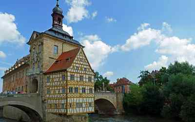A walking tour of Bamberg's UNESCO highlights (via its scrumptious smoked beer)