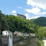 The Fairytale Vianden Castle, Luxembourg