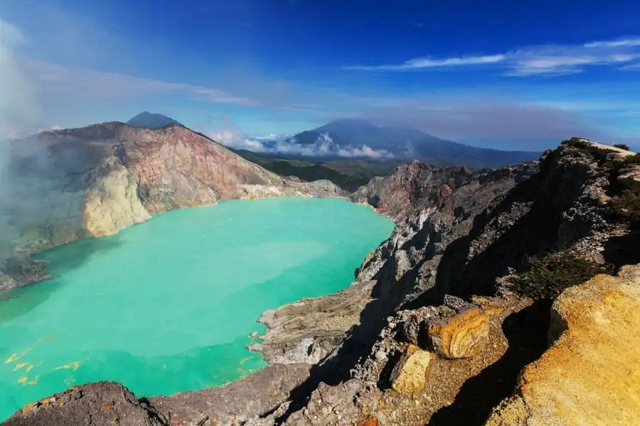 Ijen Crater, Java, Indonesia, ONe of my top 10 things to do in Java