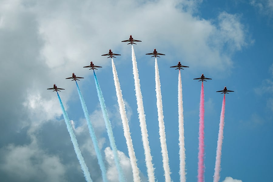 Eastbourne International Airshow - Top 10 Things to do in Eastbourne, East Sussex, England