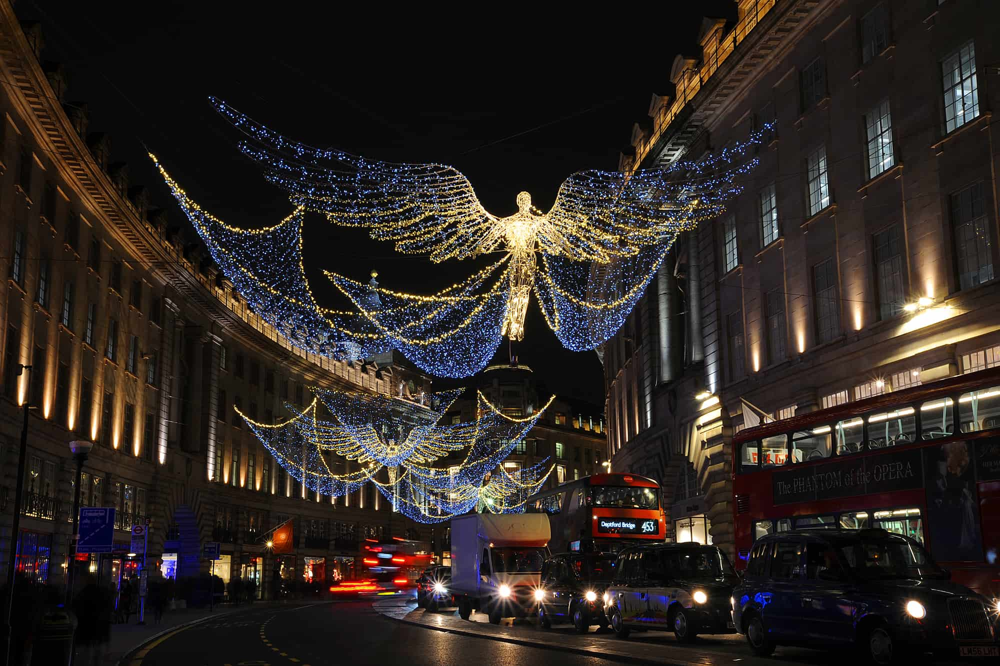Where to find the best Christmas lights in London