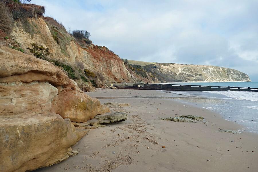 The Jurassic Coast, Swanage, Dorset