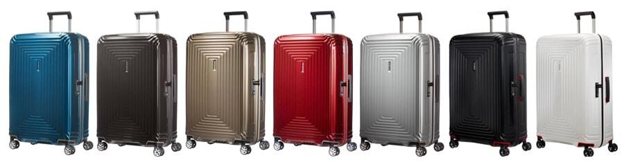 Samsonite Neopulse Suitcase