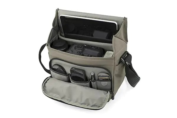 Top travel gear and gadgets - Lowepro camera bag