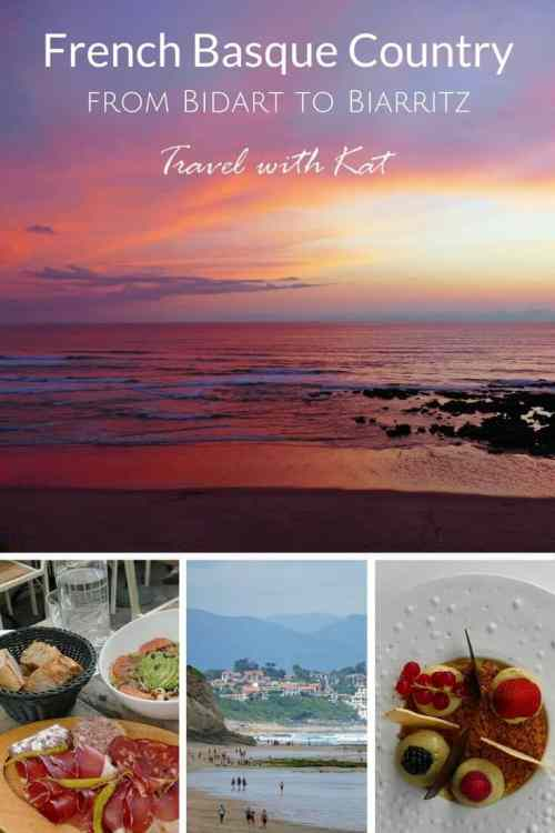 Discover the French Basque Country, from Bidart to Biarritz