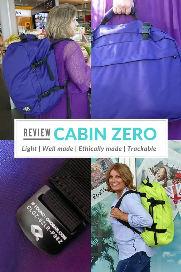 880725ccfe09 CabinZero Review  is this the best carry-on backpack  - Travel with Kat