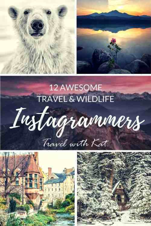 12 awesome travel and wildlife photographers to follow on Instagram