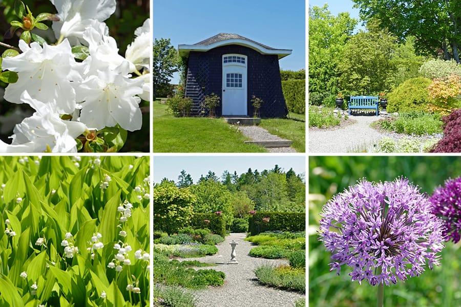 Kingsbrae Garden, St Andrews, New Brunswick, Canada