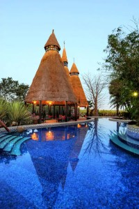 Mandina Lodges, The Gambia by travel photographer, Kathryn Burrington