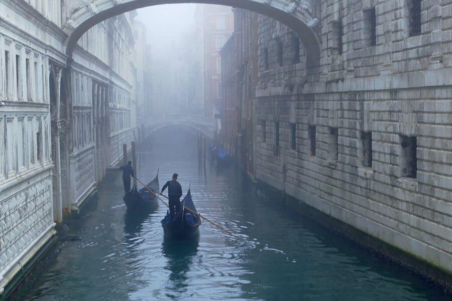 Venice by Kathryn Burrington