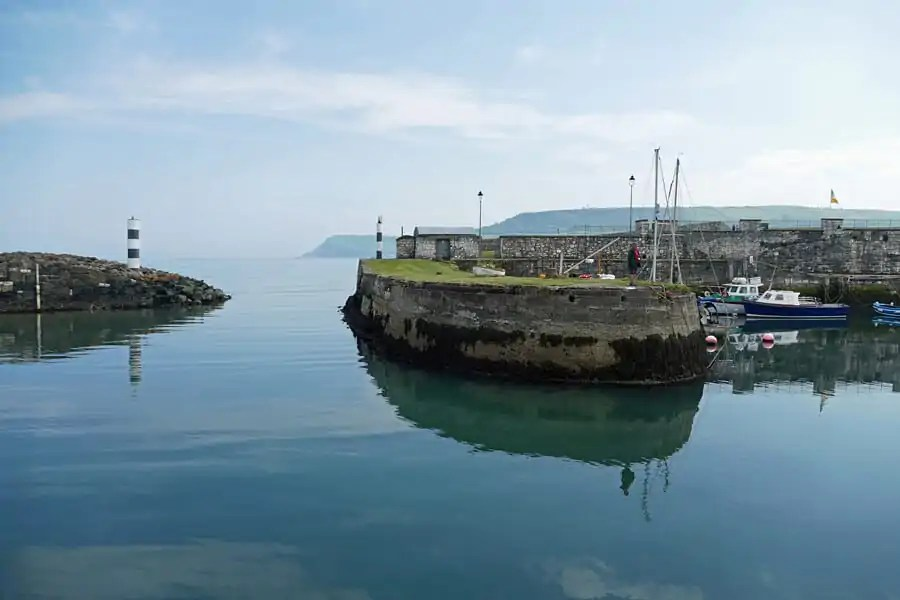 Carnlough Harbour, Co. Antrim | Braavos Canal