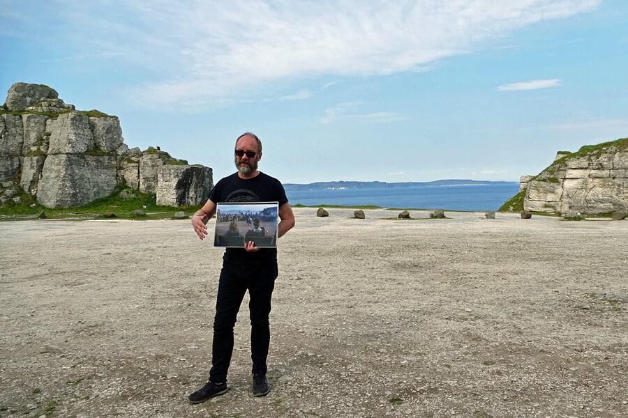 Larrybane, Co. Antrim | Renly Baratheon's camp in the Stormlands | Game of Thrones tour, Belfast