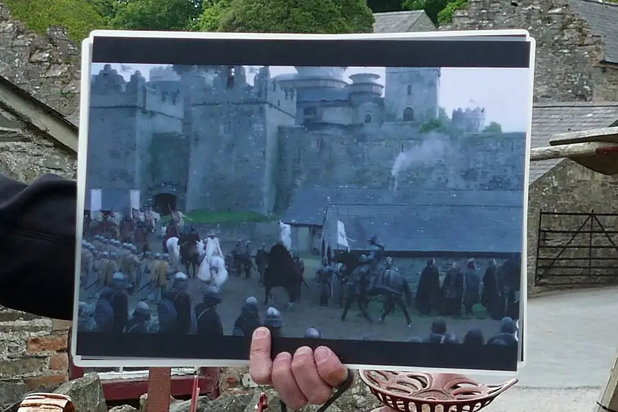 Castle Ward, Co. Down | Winterfell |Game of Thrones
