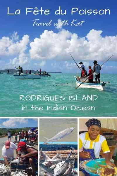 La Fête du Poisson: Traditional Net Fishing in Rodrigues Island | Ile Rodrigues | Indian Ocean #RodriguesIsland #Festival