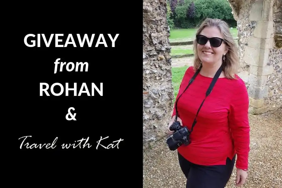 Win a Christmas gift from the outdoor specialists, Rohan