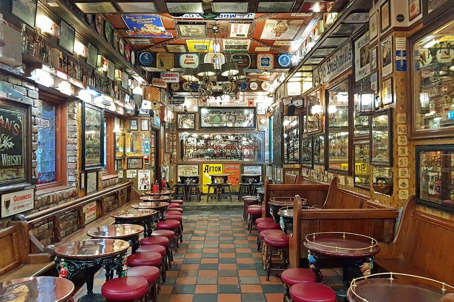The best bars in Belfast