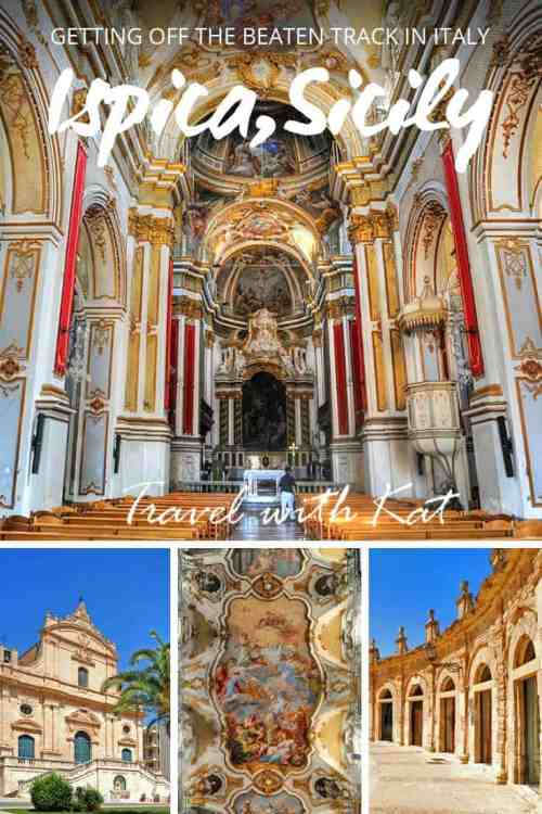 Ispica, Sicily | Getting off the beaten track in Italy #Ispica #Sicily #Italy #architecture #Baroque #churches #beautifulchurches #Europe
