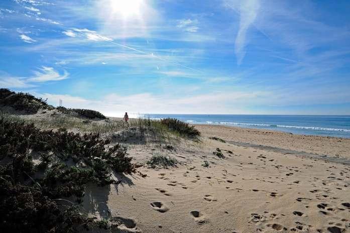Ria Formosa Natural Park, Algarve, Portugal