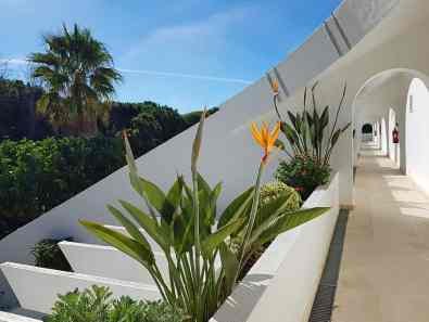 Quinta do Lago Country Club walkway