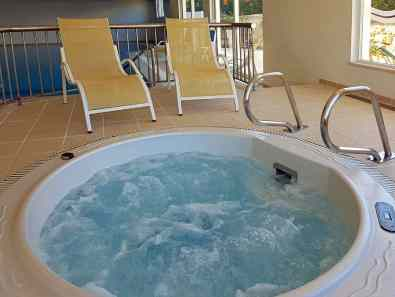 Quinta do Lago Country Club whirlpool