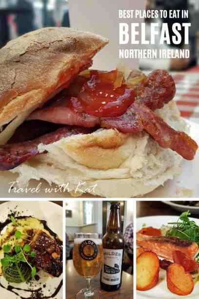 Best places to eat in #Belfast, #NorthernIreland