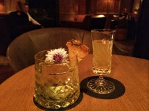 Posh Cocktails In Punch Room #london - Travel With Kate
