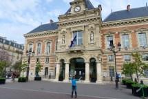 Paris Town Hall