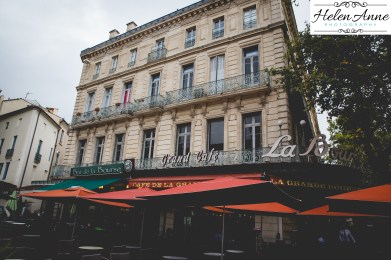 Nothing beats the French Bistros.