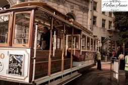 You have to the do the cable car in SF!