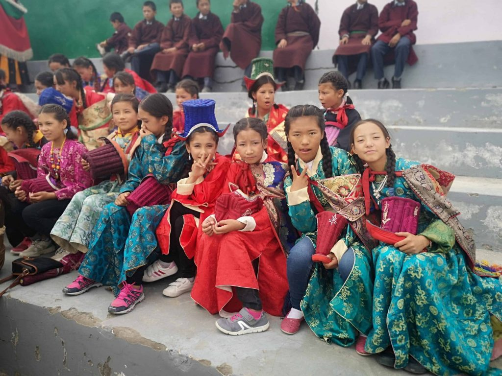 【2019印度自助】意外巧遇拉達克慶典(Ladakh Festival)