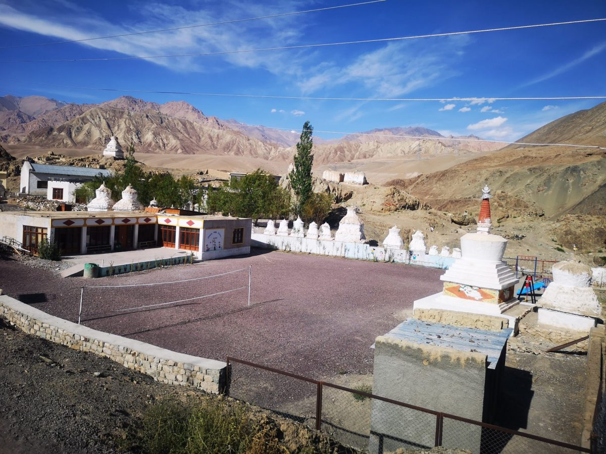 【2019印度自助】Leh公路機車一日遊 : Likir Monastery 、 磁力山、貝圖寺、Alichi村走透透