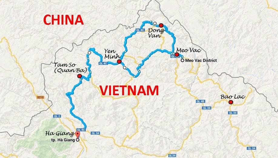 【越南自助】中國越南邊界小地方輕旅行 : 特色、景點、住宿、行程、交通懶人包整理 3