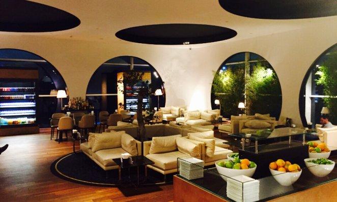 Waben Turkish Airlines International CIP Lounge