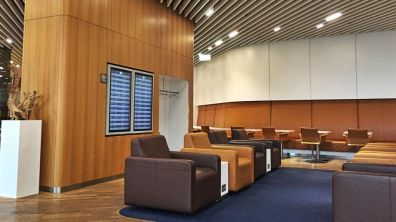Lufthansa Senator Lounge Frankfurt A Plus Sitzbereich