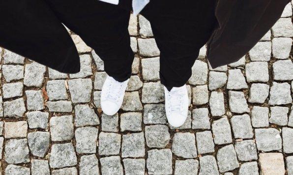 Basics Levis 512 Die perfekte Jeans schwarze Jeans