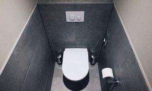 Review Me and All Düsseldorf Doppelzimmer Standard Toilette