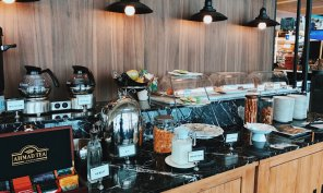 Thai Royal Orchid Lounge Phuket (Temporary) Buffet