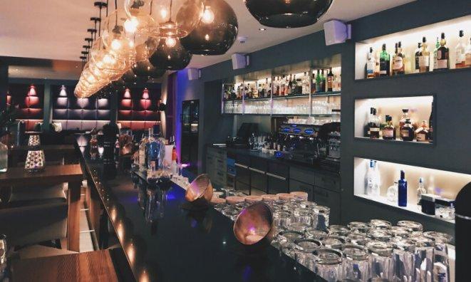 Hotel FourSide Braunschweig Bar Rudos Gin Bar