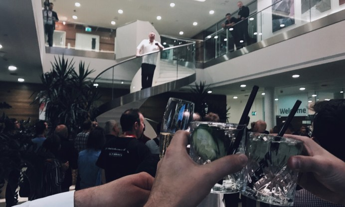 Report Star Alliance MegaDo 8 20 Jahre Star Alliance Party Cheers