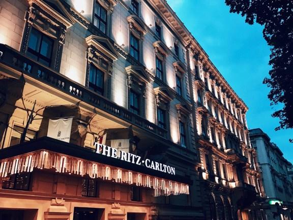Review The Ritz-Carlton Vienna - Ritz-Carlton Wien Review