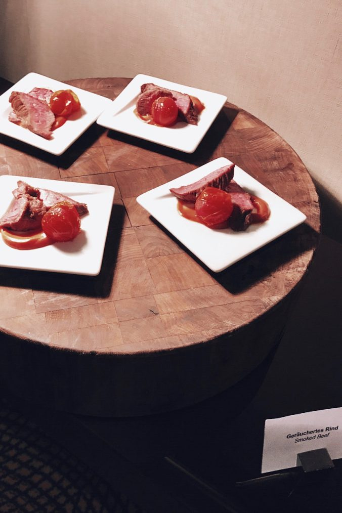 Club Lounge Review The Ritz-Carlton Vienna - Ritz-Carlton Wien Review