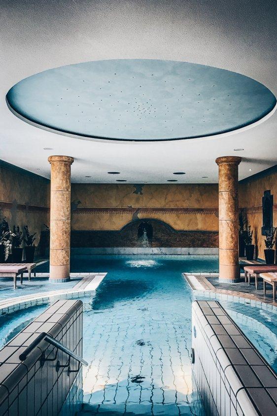 Review Lindner Hotel Wiesensee Golfplatz Spa