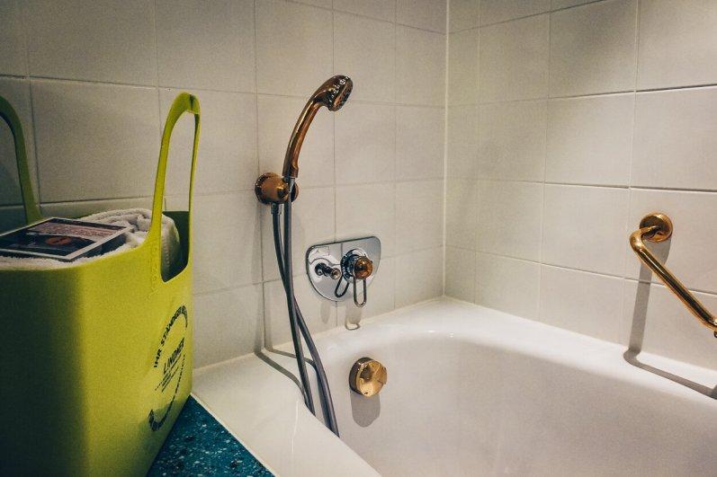 Review Lindner Hotel Wiesensee First Class Doppelzimmer Badewanne