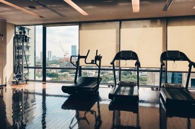 Hotel Review Bangkok Gym