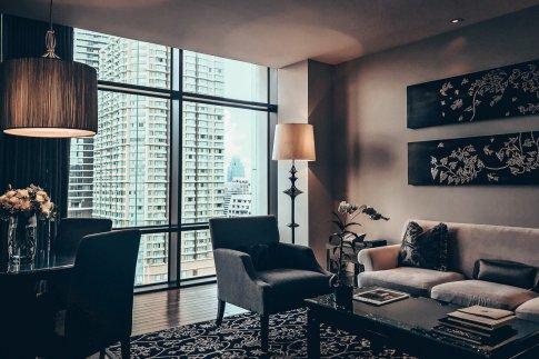 Hotel Review St. Regis Review St. Regis Bangkok Suite