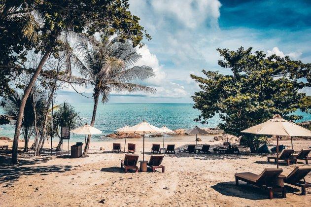 Review The Ritz-Carlton Koh Samui Strand