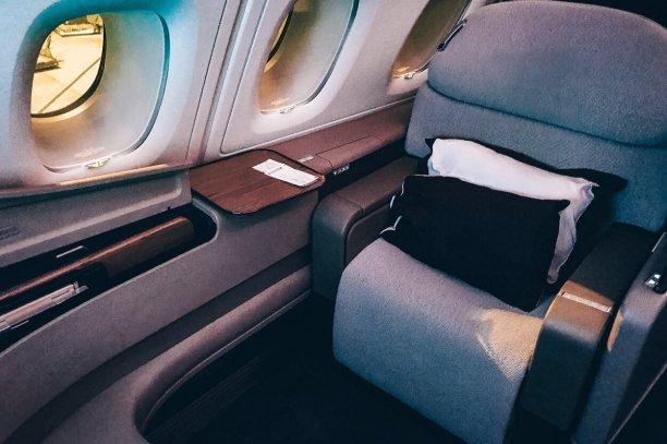 Review Qatar Airways First Class Bangkok Airbus A380