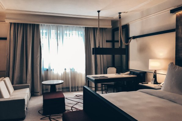 Review Four Seasons Mexico City Deluxe Room